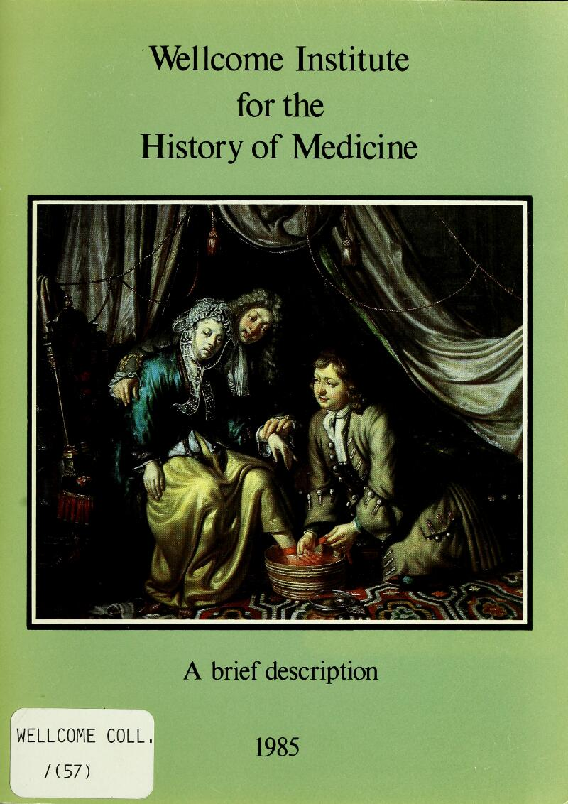 Wellcome Institute for the History of Medicine