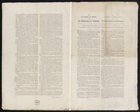 view An den Congress zu Rastadt über die Ausrottung der Blattern = : Au Congrès de Rastadt sur l'extirpation de la petite vèrole /  B.C. Faust.