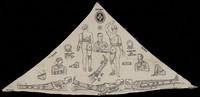 view The St. John Ambulance Association [bandage] : registered design no. 7764 / St. John Ambulance Association.
