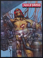 view Judge Dredd : the megazine / [illustrated by Simon Bisley].