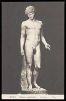view Antinous. Photographic postcard, 191-.