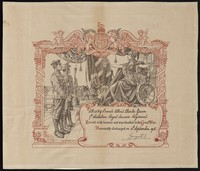 view Served with honour and was disabled in the Great War : Honourably discharged on ...