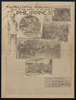 view The mule litter ambulance used at the battle of Mt. Dajo in the Philippines / by William N. Armiger (late of the sixth United States Infantry).