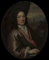 view A man. Oil painting attributed to Pieter van der Werff.