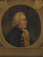 view Thomas Dimsdale, Baron Dimsdale. Oil painting after a painting attributed to N. Plimer.