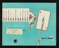 view Ace of points : [better from every angle : the diamond star stainless veterinary needles]