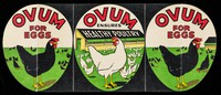 view Ovum for eggs : Ovum ensures healthy poultry / [J. Thorley Ltd.]