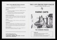 view Farm cats : the farmers friends
