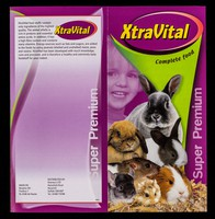 view XtraVital complete food : super premium