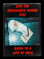 view Save the Newchurch guinea pigs : born to a life of hell.