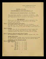 """view 15th supplement to """"Our food today no.1"""" : """"Rationing in the United Kingdom"""", 1950 edition / Ministry of Food, Public Relations Division."""