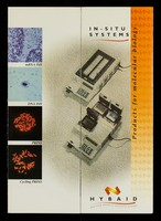 view In-situ systems : products for molecular biology / Hybaid Limited.