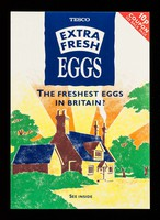 view Tesco extra fresh eggs : the freshest eggs in Britain? See inside