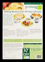 view Benecol : proven to reduce cholesterol : 30p coupon inside / McNeil Consumer Nutritionals UK. Ltd.