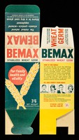 view Bemax : stabilized wheat germ