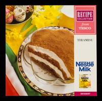 view Tiramisu : Nestlé milk : dessert / Tesco.