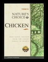 view Nature's choice chicken : free range chicken from the Landes forest in France
