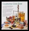 Good food and nutrition :
