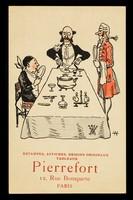 view Estampes, affiches, dessins originaux, tableaux / Pierrefort.