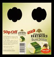 view New Filippo Berio olive spread : 50p off coupon / Matthews Foods plc.