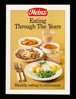 view Eating through the years : healthy eating in retirement / Heinz.