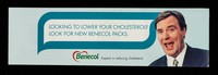 view Looking to lower your cholesterol? : look for new Benecol packs / Benecol.