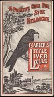 view A positive cure for sick headache : Carter's Little Liver Pills