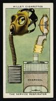 view The service respirator