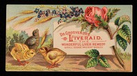 view Dr. Grosvenor's Liveraid : the wonderful liver remedy : small doses, prompt effect.