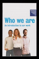 view Who we are : an introduction to our work / Terrence Higgins Trust.