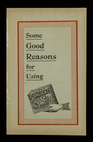 view Some good reasons for using Sunlight Soap / [Lever Brothers Ltd.].