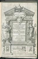 view Vlyssis Aldrouandi philosophi, et medici Bononiensis De reliquis animalibus exanguibus libri quatuor