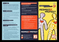 view Respect & protect : together we can stop the spread of HIV / NAT.
