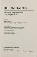 view Histone genes : structure, organization, and regulation