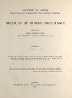 view Treasury of human inheritance