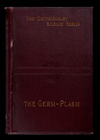 view The germ-plasm : a theory of heredity