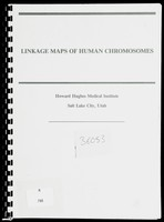 view Linkage maps of human chromosomes