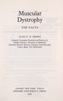 view Muscular dystrophy, the facts