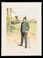 view A military doctor / J.S. Virtue & Co. Ltd.