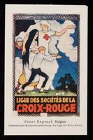 view Peter Degreef, Belgien : Internationale Konkursausschreibung der Liga der Roten Kreuze.