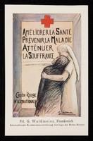 view Frl. G. Waldmeier, Frankreich : Internationale Konkursausschreibung der Liga der Roten Kreuze.