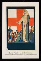 view M. E. Phillips, Großbritannien : Internationale Konkursausschreibung der Liga der Roten Kreuze.