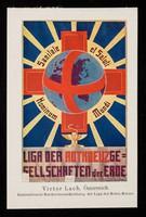 view Victor Lach, Österreich : Internationale Konkursausschreibung der Liga der Roten Kreuze.