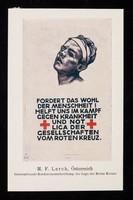 view M. F. Lerch, Österreich : Internationale Konkursausschreibung der Liga der Roten Kreuze.