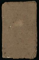 view Veterinary Recipe Book: British, 18th century
