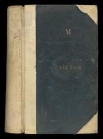 view Case notes, male patients, 1892-1907