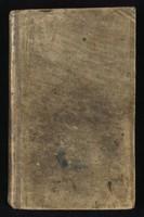 view B. Bolton, Recipe Book