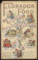 view Flor-ador food : suitable for the seven ages of man / Florador Food Company.