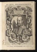 view De humana physiognomonia libri IIII / [Giambattista della Porta].
