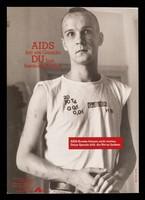 view AIDS hat ein Gesicht : du bist herausgefordert / Deutsche AIDS-Hilfe ; Foto: Ines de Nil.